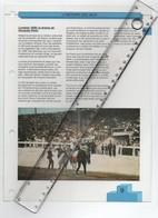 20/01 Fiche Jeux Olympiques 26,5 X 20 Cm  LONDON 1908 Dorando Pietri Italie Athletisme Marathon - Zonder Classificatie