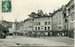 TULLE -  L' ENTREE Du TRECH - - Tulle