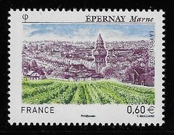 N° 4645 SERIE TOURISTIQUE EPERNAY NEUF ** TTB COTE 1,80 € - Frankreich