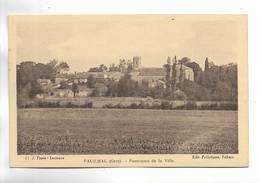 32 - PAUILHAC ( Gers ) - Panorama De La Ville. - Francia