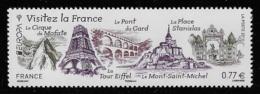 N° 4661 EUROPA VISITEZ LA FRANCE NEUF ** TTB COTE 2,60 € - Frankreich