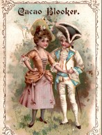 Chromo  CACAO BLOOKER Jeune Couple - Autres