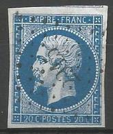 FRANCE - Oblitération Petits Chiffres LP 2915 SOLRE-LE-CHATEAU (Nord) - 1849-1876: Période Classique