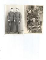 2 Cartes Prisonniers Français - Guerra 1939-45