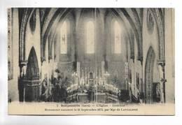 32 - Sempesserre ( Gers ) - L' Eglise - Intérieur - Monument Consacré Le 21/09/1873 Par Mgr De Langalerie - Francia