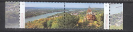 Deutschland BRD **  3510-3511 Bonn Siebengebirge Neuausgabe 02.01.2020 - [7] Repubblica Federale