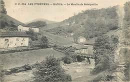 CPA 64 Pyrénées-Atlantiques Banca Le Moulin De Bétripeillo - Autres Communes