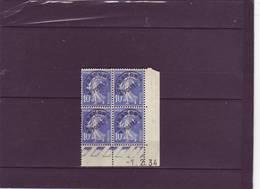 PREO N° 52 - 10c SEMEUSE - I De H+I - 1° Tirage/2° Partie Du 31.1.34 Au 10.4.34 - 1.2.1934 - - Préoblitérés
