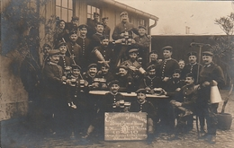 Carte Photo Militaires 1910 - Schoeneberg