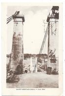 SAINT GERVAIS (38) Guerre 1939-45 Pont Détruit Juin 1940 - Francia