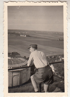 Lion Waterloo - 1950 - Photo 6 X 9.5 Cm - Lieux