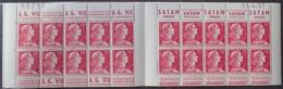 R1949/1577 - TYPE MARIANNE DE MULLER - CARNET N°1011- C1 TIMBRES NEUFS** Série 5.57 (daté 17.4.57) - Markenheftchen
