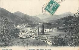 CPA 64 Pyrénées-Atlantiques Aldudes Vue Générale De La Vallée - Aldudes