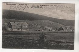 +3468, Kaiser Franz Josephbaude, Grenzbauden - Tchéquie
