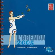 AGENDA 2005 Avec Entiers - Entiers Postaux
