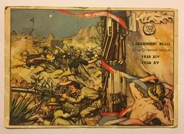 428 Carabinieri Reali Africa Orientale Italiana 1935 E 1936 - Other Wars