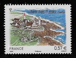 N° 4679 SERIE TOURISTIQUE LA POINTE SAINT-MATHIEU NEUF ** TTB COTE 1,80 € - Frankreich