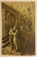 432 Saluto Alla Madre Anno 1917 - Guerra 1914-18