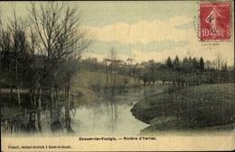 Cp Ozouer Le Voulgis Seine Et Marne, Riviere D'Yerres - Autres Communes
