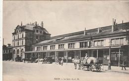 71  Macon. La Gare - Macon