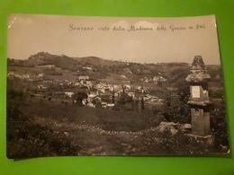 Cartolina - Scurano - Visto Dalla Madonna Delle Grazie - 1950 Ca. - Parma