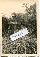 FORT De MALMAISON. 1940 . Tombe Provisoire Bataille De L'Aisne - 1939-45