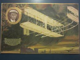 Carte Postale Expériences D'aviation De Wright Pau 1909 - ....-1914: Precursori