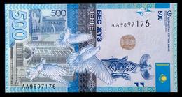 # # # Banknote Kasachstan 500 Tenge UNC # # # - Kazakhstan
