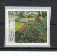 Deutschland BRD **  3519 Skl  Mit Nummer  Vincent Van Gogh Motiv Mohnfeld  Neuausgabe 02.01.2020 - BRD