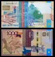 # # # Banknote Kasachstan 1.200 Tenge UNC # # # - Kazakhstan