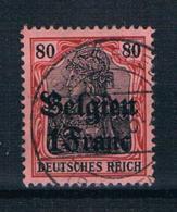 Belgien 1940 Germania Mi.Nr. 7 Gestempelt - Occupazione 1914 – 18