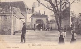 PORT LOUIS  -  HOPITAL DE LA MARINE - Port Louis