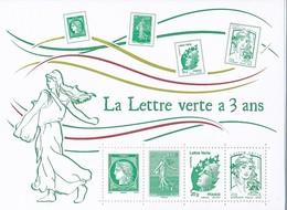 France Feuillet De 2014 YT F4908 - Mint/Hinged