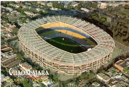 Postcard Stadium Guadalajara Mexico Jalisco Stadion Stadio Estadio Stade - Sports - Football  Soccer - Calcio