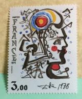 France ( S. Dali) 1979 Neuf (Y&T N°2067) - Coté 1,80€ - France