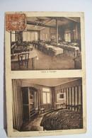 HOTEL  RESTAURANT - A Situer - Postée  à  ABBEVILLE  En 1932 - Abbeville
