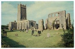 WALBERSWICK CHURCH, NEAR SOUTHWOLD - Angleterre