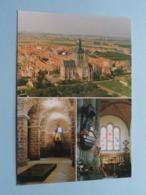 LUCHTFOTO / Grafsteen / Koor En O.L.Vrouw V. Mesen ( Ecodeux ) Anno 19?? ( Voir / See Photo ) ! - Messines - Mesen