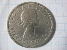 1/2 Crown 1959 - K. 1/2 Crown