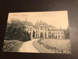 Izegem - Iseghem - Le Chateau  - Ed. Th. Van Den Heuvel - Gelopen - Izegem