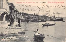 SALUT De CONSTANTINOPLE  -Bosphore  -  Vue De Bechik Tach - Turquie
