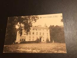 """LOPPEM Lophem  ( Zedelgem) - Kasteel Chateau """" De Vijvers - Les Etangs"""" - Uitg. Van Dierendonck-Willems - Gelopen 1938 - Zedelgem"""