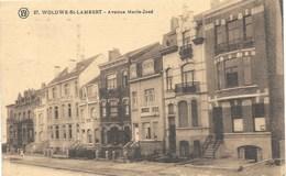 Woluwé-St-Lambert NA13: Avenue Marie-José 1933 - Woluwe-St-Lambert - St-Lambrechts-Woluwe