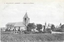 Woluwé-St-Lambert NA14: L'Eglise Et Le Château - Woluwe-St-Lambert - St-Lambrechts-Woluwe