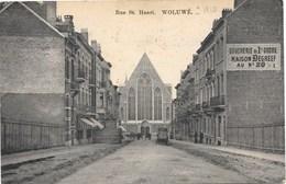 Woluwé NA16: Rue St Henri 1912 - Woluwe-St-Lambert - St-Lambrechts-Woluwe