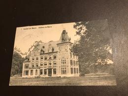 Gistel - Kasteel Van Moere - Château - Gelopen 1911 - Gistel