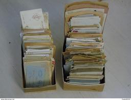 Lot De Plus De 1200 Lettres à Entête - De 1876 à Nos Jours - Timbres, Marcophilie, Histoire... - A Saisir !!! - Stamps