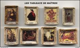 Série Complète - Tableaux De Maîtres - Geluksbrengers