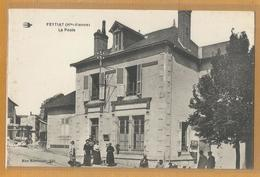 87 - Haute Vienne - Feytiat - La Poste - France