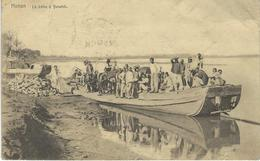CHINE - CHINA -  HONAN - Le Loho à Yenshih- Cachet De La Poste 1922 - Chine